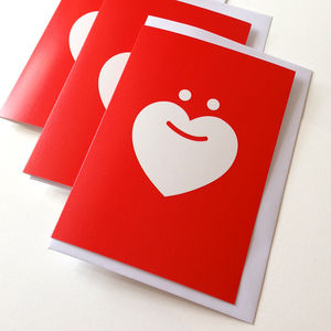 Love Santa Christmas Cards