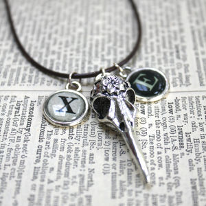 Personalised Skull Necklace