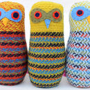 Limited Edition Retro Little Owl