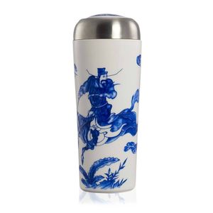 Wushu Tea Tumbler Travel Mug