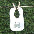 Organic Tractor Bib