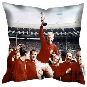 England 66 World Cup Cushion - home