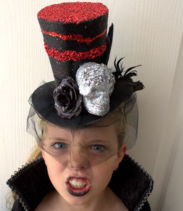 Halloween Fancy Dress Hat - hair accessories