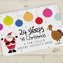 24 Sleeps Advent Book / Super Fast Delivery