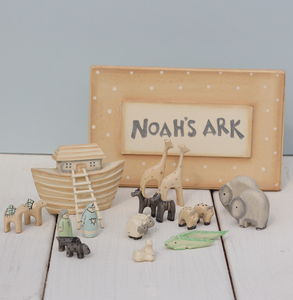 Noahs Ark - christening gifts