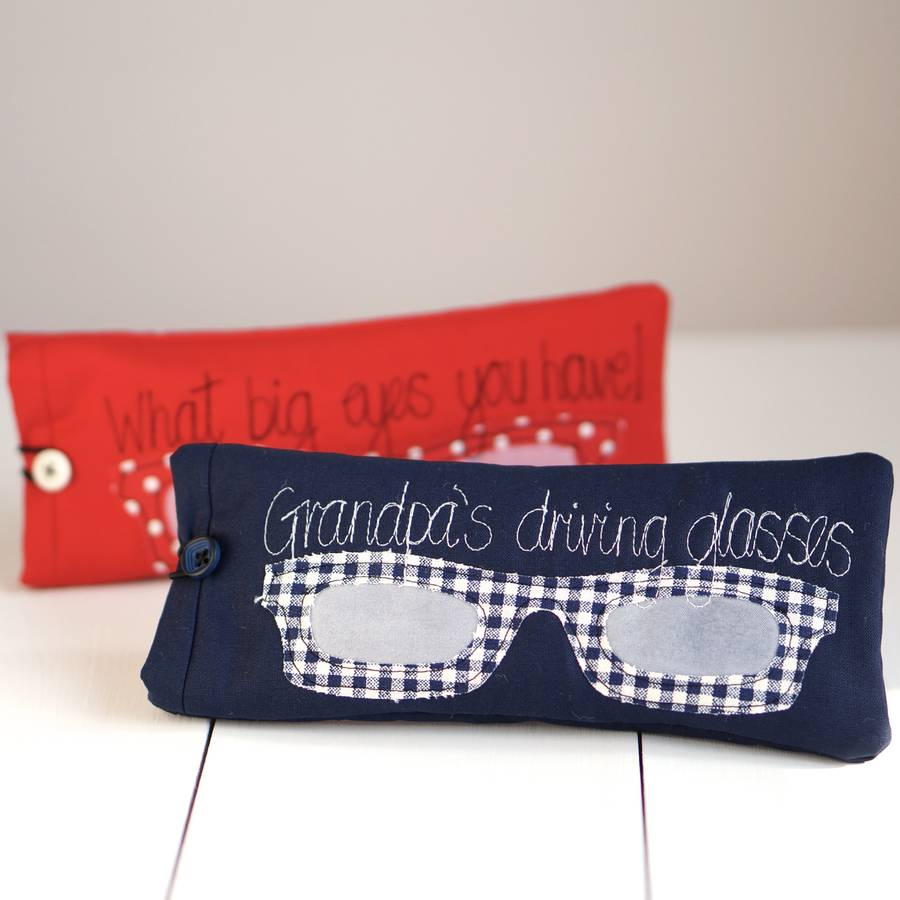 fccecdf7d1f personalised glasses case by rosiebull designs