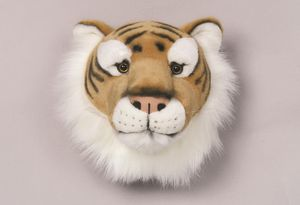 Decorative Animal Head Tiger - wall hangings for children