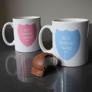 Custom Award Mug For Grandads