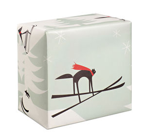 Cats And Dogs Christmas Wrapping Paper - luxury wrap