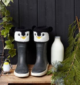 Cosy Welly Cuffs - clothing