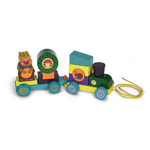 Choo Choo Stacking Puzzle Train