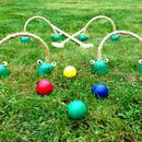 Wooden Croquet For Children