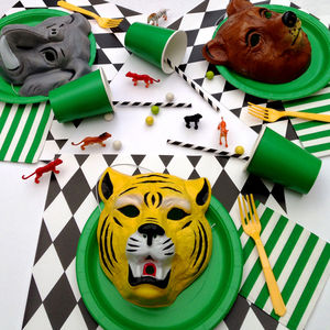 Wild Safari Party Kit