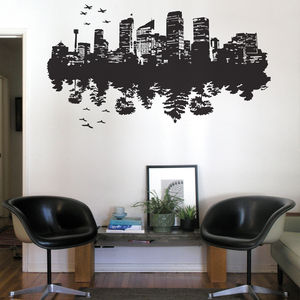Stone Jungle By Threadless - wall stickers