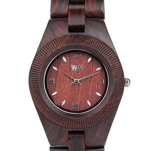 Wooden Odyssey Watch - men's jewellery