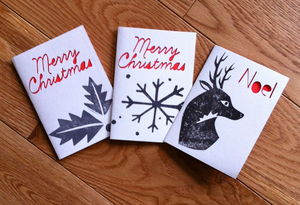 Christmas Cards 15 Pack - cards