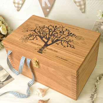 Oak Box by Made Lovingly Made