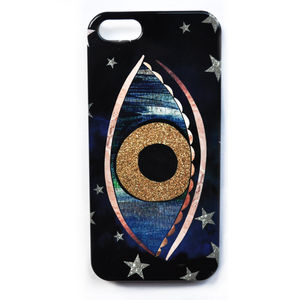 Glitter Third Eye Phone Case - gifts for teenage girls