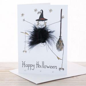 Handmade Halloween Card - halloween