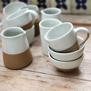 Mali Pottery - travel inspired