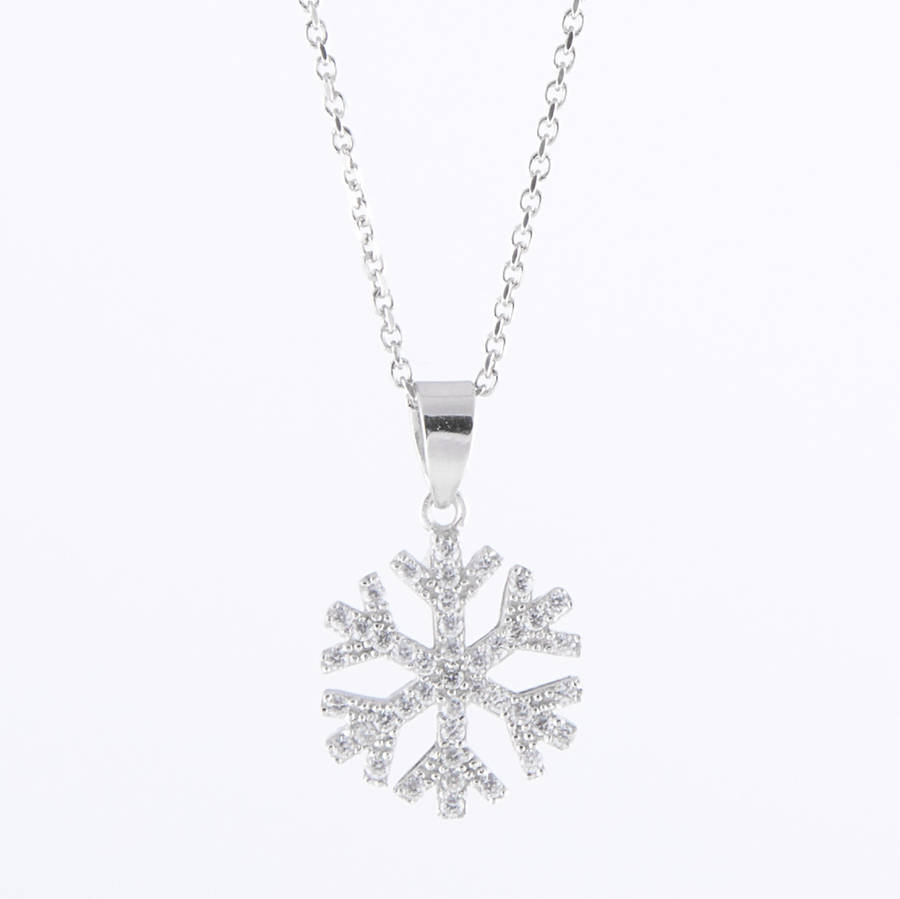silver untitled winter pearl in pendant erwin the products snowflake necklace garden