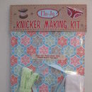 Christmas Knicker Making Kit