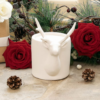 Deer Tea Light Holder