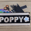 Personalised Girls Long Pencil Case