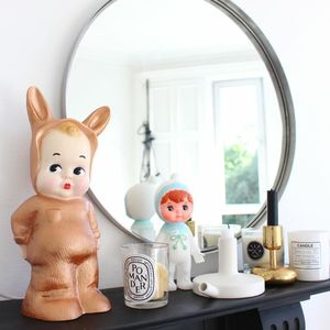 Copper Baby Lapin Lamp