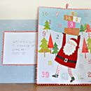 Mailable Advent Calender