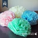 Custom Handmade Pom Paper Flowers