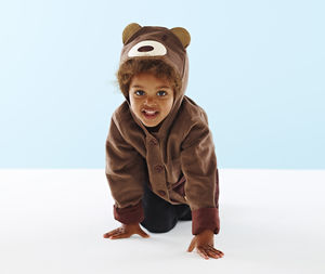 Kids Bear Coat Jacket