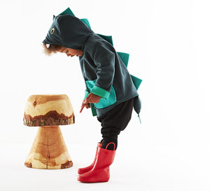 Dragon Childs Coat Costume - pretend play & dressing up