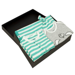 Babygrow, T Shirt, Blanket And Hat Gift Set