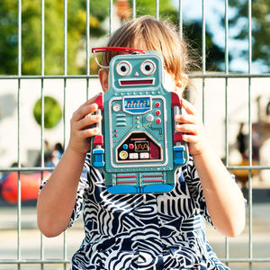 Robot Lunch Box - picnics & barbecues