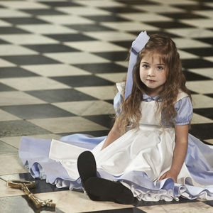 Alice Dress - children's parties