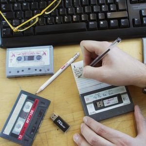 Mix Tape Usb Stick - for music fans