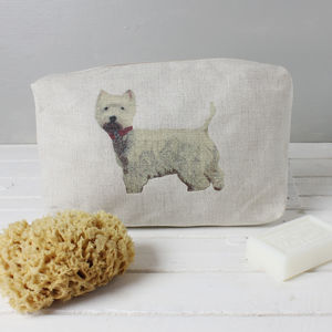 Dog Wash Bag