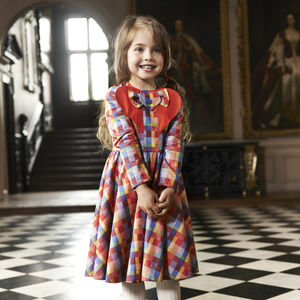 Queen Of Hearts Dress - party wear