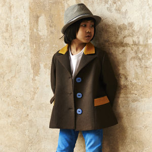 Hatter Jacket - children's coats & jackets