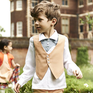 Hatter Waistcoat - christmas entertaining