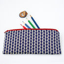 Liberty 'Jonathan' Blue Pencil Case