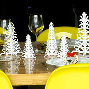 Christmas Table Decorations - table decorations