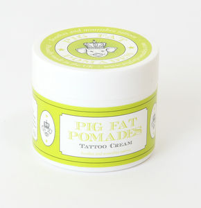 Healing Tattoo Cream - massage & aromatherapy