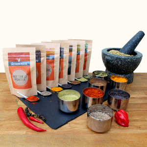 Indian Spice Kit - make your own kits
