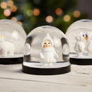 Girls Eskimo Snow Globe