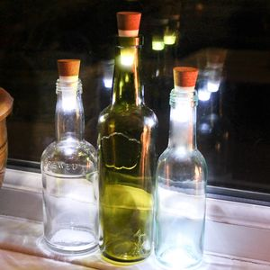 Rechargeable Light For Bottles - garden party