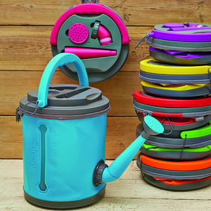 Collapsible Watering Can - less ordinary garden ideas