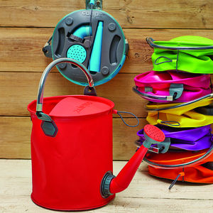 Collapsible 2in1 Watering Can And Bucket - gardener