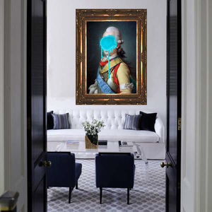 Richard, Canvas Art - shop by price